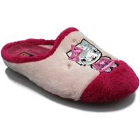 Schoenen Dames Sloffen Cabrera MONTBLAC W ROSA