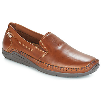 Schoenen Heren Mocassins Pikolinos AZORES Brown