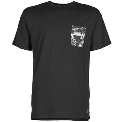 Textiel Heren T-shirts korte mouwen DC Shoes WOODGLEN Zwart