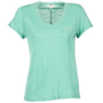 Textiel Dames T-shirts korte mouwen Miss Sixty FIONA Groen