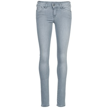 Textiel Dames Skinny jeans Pepe jeans PIXIE Grijs / Q81