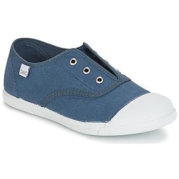 Schoenen Kinderen Lage sneakers Citrouille et Compagnie RIVIALELLE Jeans