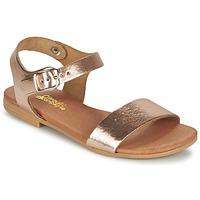 Schoenen Meisjes Sandalen / Open schoenen Citrouille et Compagnie JOUBI  Cuivré