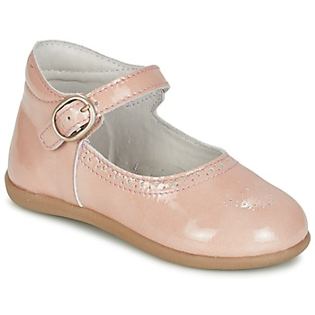 Schoenen Meisjes Ballerina's Citrouille et Compagnie BOUJBOUJ Roze