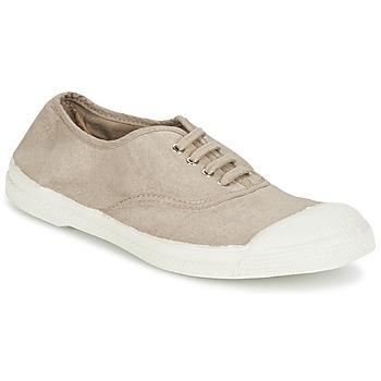 Schoenen Dames Lage sneakers Bensimon TENNIS LACET DARK / Beige