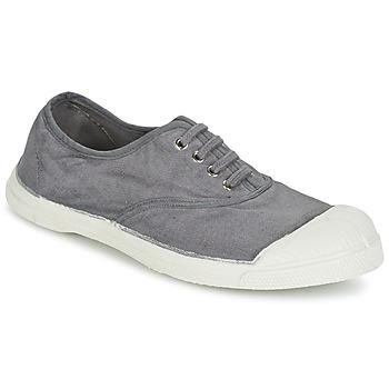 Schoenen Dames Lage sneakers Bensimon TENNIS LACET Grijs / Moyen