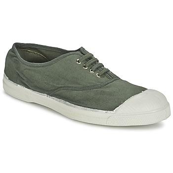 Schoenen Dames Lage sneakers Bensimon TENNIS LACET Kaki
