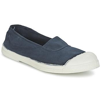 Schoenen Dames Lage sneakers Bensimon TENNIS ELASTIQUE Marine