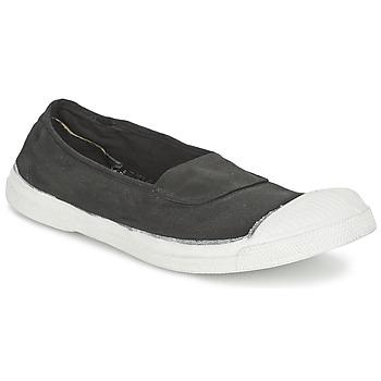 Schoenen Dames Lage sneakers Bensimon TENNIS ELASTIQUE Carbone