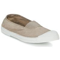 Schoenen Dames Lage sneakers Bensimon TENNIS ELASTIQUE Beige