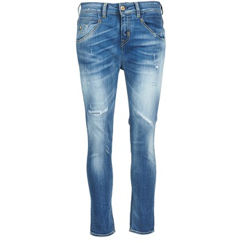 Textiel Dames Straight jeans Meltin'pot LEIA Blauw / CLAIR
