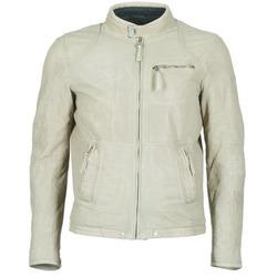 Textiel Heren Leren jas / kunstleren jas Redskins MANNIX Beige