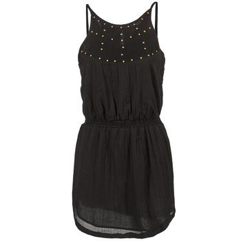 Textiel Dames Korte jurken Rip Curl MIDNIGTH HOUR Zwart