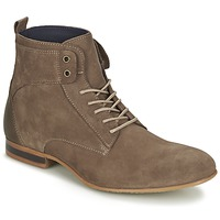Schoenen Heren Laarzen Carlington ESTANO TAUPE