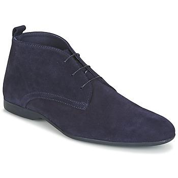 Schoenen Heren Laarzen Carlington EONARD Blauw