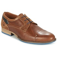 Schoenen Heren Derby Carlington ENDRI  camel