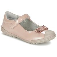 Schoenen Meisjes Ballerina's Mod'8 KOM Roze / Poudré