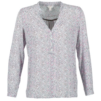 Textiel Dames Tops / Blousjes Esprit GIRATA Multikleuren