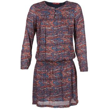 Textiel Dames Korte jurken Esprit AGAROZA Marine / Multikleuren