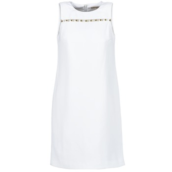Textiel Dames Korte jurken MICHAEL Michael Kors MS68W2L3GZ Wit