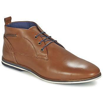 Schoenen Heren Laarzen Casual Attitude MANXIO Brown