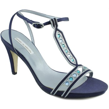 Schoenen Dames Sandalen / Open schoenen Angel Alarcon ANG ALARCON OPORTO AZUL