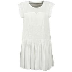 Textiel Dames Korte jurken See U Soon KELLITS Wit
