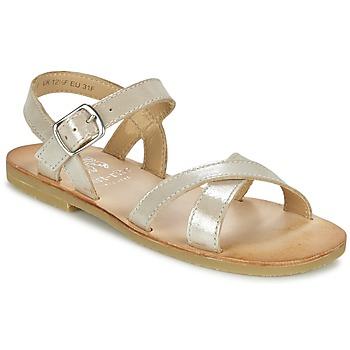 Schoenen Meisjes Sandalen / Open schoenen Start Rite NICE II Goud