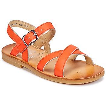 Schoenen Meisjes Sandalen / Open schoenen Start Rite NICE II Orange