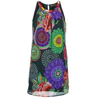 Textiel Dames Korte jurken Desigual ESTOLE Multikleuren