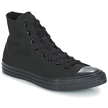 Schoenen Hoge sneakers Converse CHUCK TAYLOR ALL STAR MONO HI Zwart