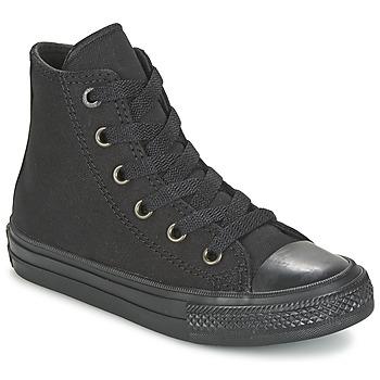 Schoenen Kinderen Hoge sneakers Converse CHUCK TAYLOR All Star II HI Zwart