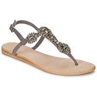 Schoenen Dames Sandalen / Open schoenen Betty London GRETA Grijs