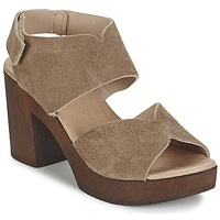 Schoenen Dames Sandalen / Open schoenen Betty London ETIANA Taupe