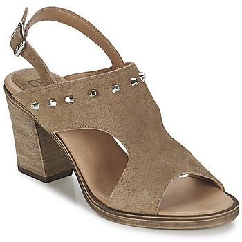 Schoenen Dames Sandalen / Open schoenen Betty London EGALIME Taupe