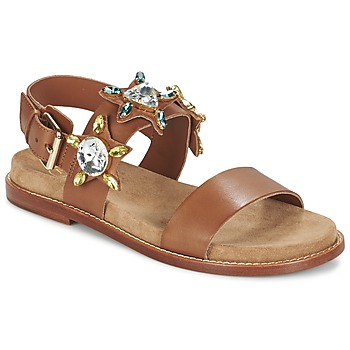 Schoenen Dames Sandalen / Open schoenen Ash MALIBU  camel