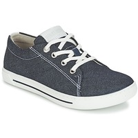 Schoenen Kinderen Lage sneakers Birkenstock ARRAN KIDS Blauw