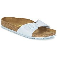 Leren slippers Birkenstock MADRID