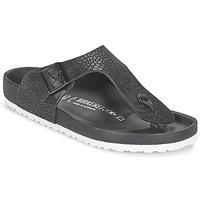 Schoenen Heren Slippers Birkenstock RAMSES PREMIUM Zwart
