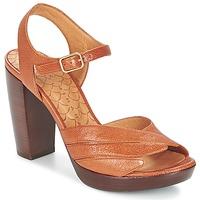 Schoenen Dames Sandalen / Open schoenen Chie Mihara ANTRA Brown