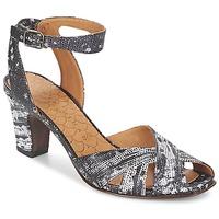 Schoenen Dames Sandalen / Open schoenen Chie Mihara HART Zwart / Wit