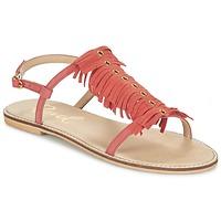 Schoenen Dames Sandalen / Open schoenen Ravel LEXINGTON Corail