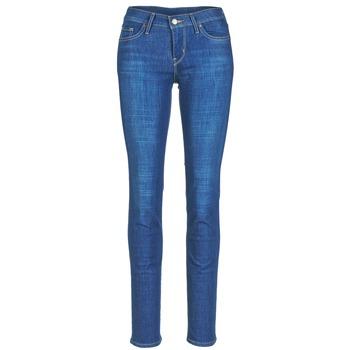 Textiel Dames Skinny jeans Levi's 712 SLIM LAUREL / P7420