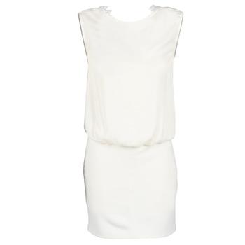 Textiel Dames Korte jurken Le Temps des Cerises SHEILA Wit