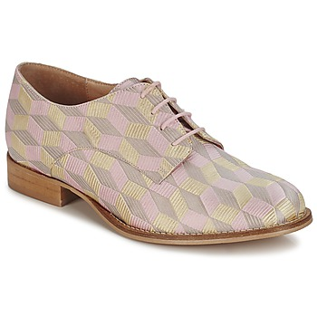 Schoenen Dames Derby Betty London ESQUIDE Multikleuren