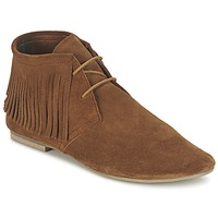 Schoenen Dames Laarzen Betty London ELODALE Brown
