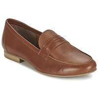 Schoenen Dames Mocassins Betty London EJODEME Brown