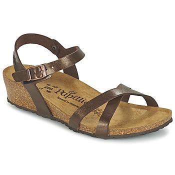 Schoenen Dames Sandalen / Open schoenen Papillio ALYSSA Brown / NACRE