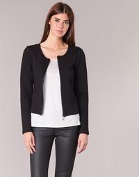 Textiel Dames Jasjes / Blazers Vila VINAJA Zwart