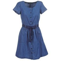 Textiel Dames Korte jurken Vila VIKARI Blauw / Medium